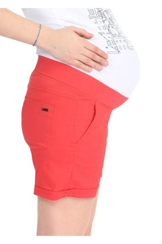 шорты  для беременных 9 месяцев 9 дней м-1071