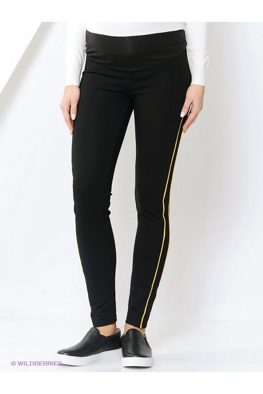 женские зауженные брюки для беременных  5182