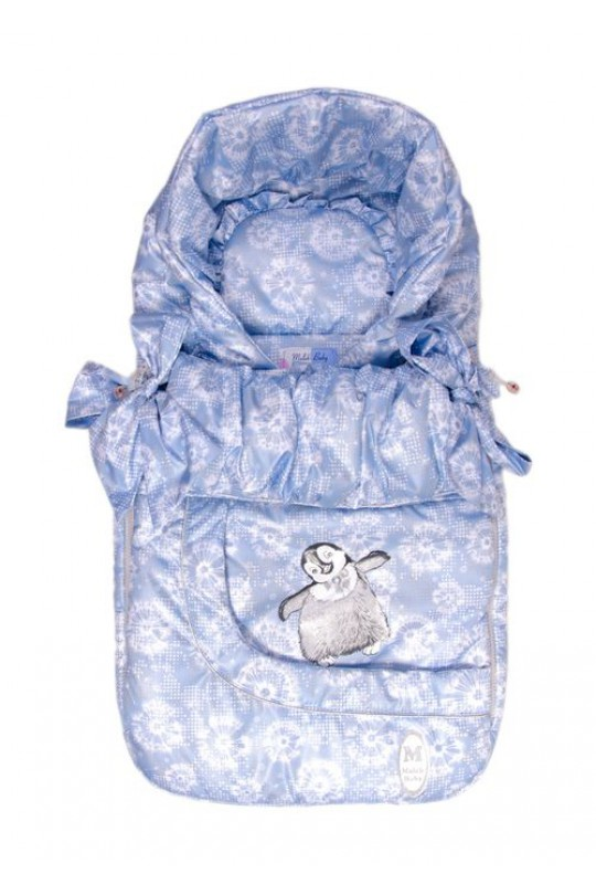 Конверт для новорожденного зимний Malek Baby 516Ш